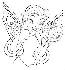 Disney Halloween Coloring Pages Getcoloringpagescom