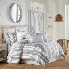beach and nautical comforters