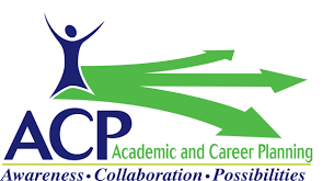 academic and career planning green bay area public school district acp logo