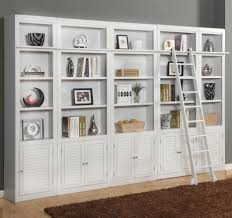 library unit furniture. Parker House Boca Expanded Library Wall Unit - Item Number: BOC-2x420+3x430 Furniture