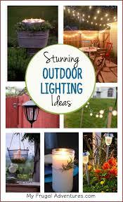 stunning outdoor lighting inspiration