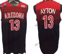 Jersey Ayton Custom Arizona Retro Basketball Throwback Deandre College eceddfcfb|The Very Best Football Cards Team Set