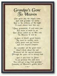 Grandfather Quotes 39 Stunning Grandpa's Gone To Heaven Thoughts Of Those N Heaven Pinterest
