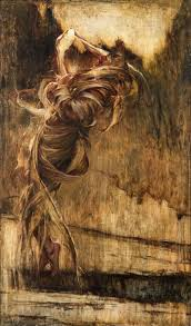 walter rane breath of life oil on canvas 48 x 28 in the transition between