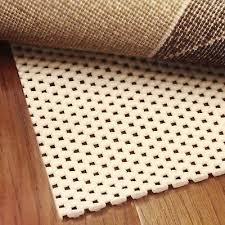 120 x 180cm anti slip rug mat gripper grip ideals for hard flloor new
