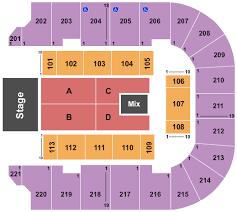 Bancorpsouth Arena Seating Chart Tupelo