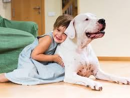 How can I choose a pet that's good with kids?