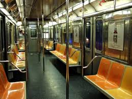 empty subway train.  Empty Copyrightlicensing Empty Subway Train From First Avenue Station  Lower East Side Manhattan New To Subway Train I