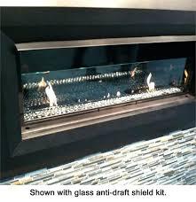fireplace heat deflectors fireplace heat fan shield