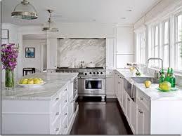 new white kitchen cabinets quartz