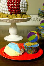 Beach Ball Decoration Ideas Kara's Party Ideas Beach Ball Birthday Party Supplies Planning 88