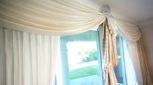 patio door curtains elegant window treatments for sliding glass doors galaxy design 110 you
