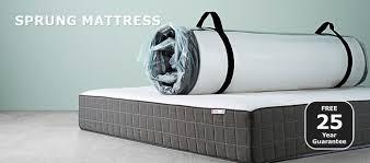 mattress rolled up. spring mattress foam rolled up d