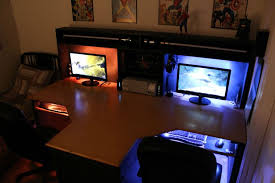 computer desk diy computer desk ideas space saving awesome picture computer computer desk for two users