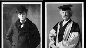 Great Contemporaries Winston Churchill And Mark Twain