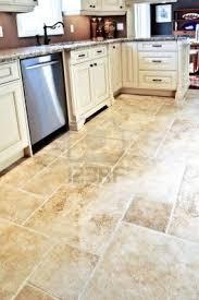Interesting Kitchen Ceramic Tile Flooring Images Home Design Wonderful To For Ideas