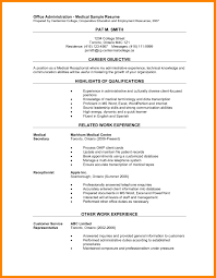 Resume Medical Receptionist Resume Hi Res Wallpaper Sample Resume