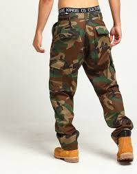 Rothco Tactical Bdu Pant Woodland Camo