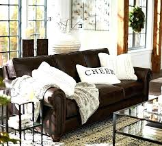 decorating brown leather couches. Pillows For Brown Leather Couch Accent Sofa Awesome Throw Intended  Decorating To Go With Decorating Brown Leather Couches O
