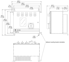 powerflex 40 ac configured drive, 480vac, 3ph (d), 2 3 amps (2p3 Powerflex 40 Wiring Diagram dimension drawing (pdf) powerflex 400 wiring diagram