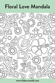 They're free to use for classroom or personal use. Coloring Pages For Adults Free Printables Faber Castell Usa
