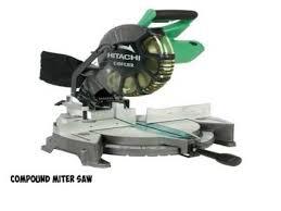 hitachi 10 sliding miter saw. [best seller] hitachi c10fce2 15-amp 10-inch single bevel compound miter saw 10 sliding