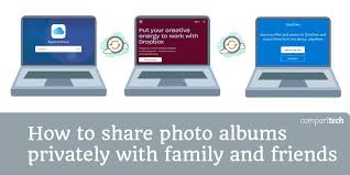 Family Photo Albums How To Share Photo Privately Online With Family And Friends