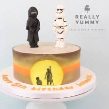 When I get a request for a cake inspired by a film or television show the  first thing I look at is the promo material. The poster…