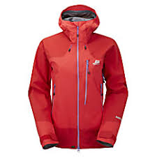 Mountain Equipment W Manaslu Jacket Imperial Red Crimson
