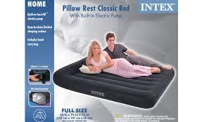 Buy <b>Intex</b> Airbed <b>Full Pillow Rest</b> Classic | <b>INTEX</b>-769 | 66776 ...
