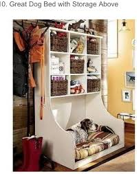 night stand with dog bed 10 diy dog bed ideas cute simple trusper