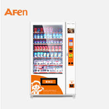 Vending Machine Supplier New China Afen Lucky Box Vending Machine Supplier China Vending