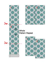 What Is Pattern Fascinating Fabric Half Drop Pattern Repeat Explained By Sew Helpful
