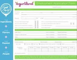 Yogurtland Job