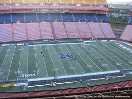 Aloha Stadium View From Yellow Level Jj Vivid Seats