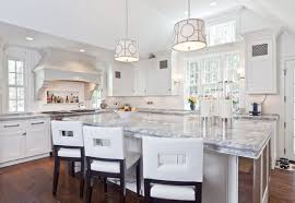 white quartzite kitchen counter tops contemporary kitchen