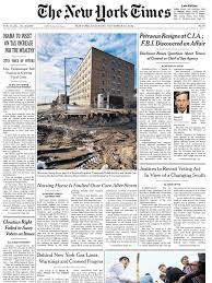 The New York Times Sunday November 11th 2012 Mozambique Mail