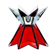 Nachtmann <b>Подсвечник Crystal Christmas</b>, <b>11</b> см, красный хрусталь