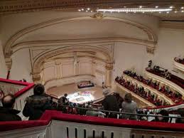 Carnegie Hall Stern Seating Chart Photos At Carnegie Hall