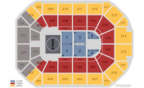 Ed Sheeran Tampa Seating Chart Allstate Arena Rosemont Tickets Schedule Seating Chart