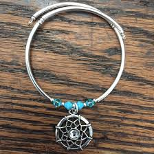Dream Catcher Charm Bracelet Awesome Water Protector Dream Catcher Bracelet Chappy Girls Jewelry