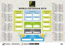 2018 World Cup Wall Chart World Cup 2018 Freightlink The Freight Ferry People