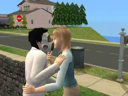 Shingen X Emilia :Sims 2: by White-Balverine on DeviantArt