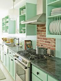 retro kitchen design ideas picture