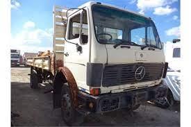 Heidelberg, gauteng south and midvaal. 1987 Mercedes Benz 1419 Dropside Truck Non Runner Vin No Adb39701326000449 251 272 Kms No