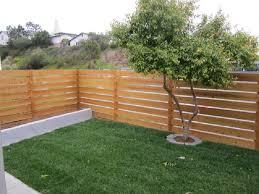 horizontal wood fence diy. Horizontal Cedar Wood Fence Diy N