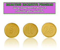 Behavior Incentives Using Money In The Classroom Classflow