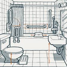 simple bathroom drawing. Unique Drawing 1600x1065 1069951885 Axonometric Bathroom Drawing 300x302 Click To Close  Retirement Housing Thesis Project Pinterest For Simple Drawing O
