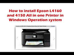حمل تعريفات epson طابعة, او قم بتثبيت driverpack solution لتحميل وتحديث التعريفات تلقائيا. تعريف طابعة Epson L4160