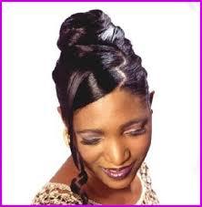 Coiffure Africaine Pour Mariage Avec Meche 265518 Tresse